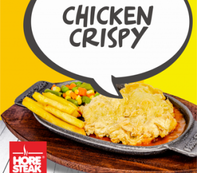 Hore Chicken Crispy Steak