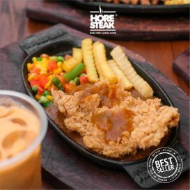 Hore Steak Crispy Chicken