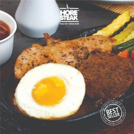 Hore Steak Menu